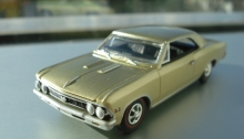 CAR and DRIVER 1966 Chevelle SS